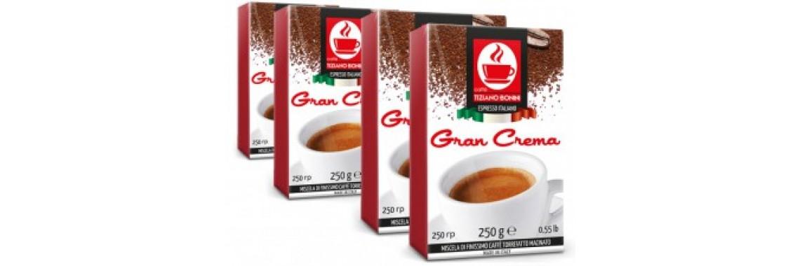 Formalet kaffe fra Caffe Bonini
